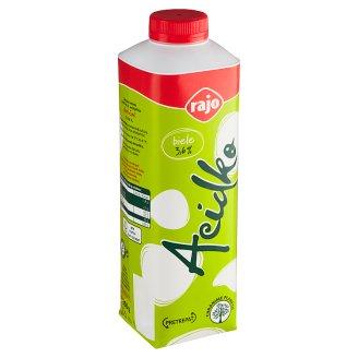 Rajo Acidko Zakysané mlieko biele plnotučné 950 g