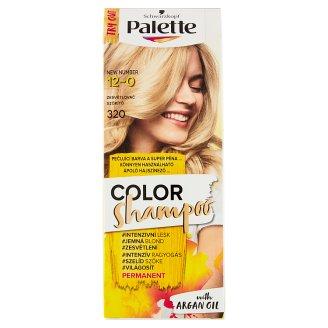 Schwarzkopf Palette Color Shampoo farba na vlasy Zosvetľovač 12-0 (320)