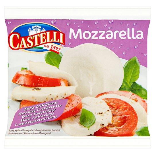 Castelli Lactose Free Mozzarella 125 g