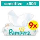 Pampers Sensitive Baby Wipes 56 Count