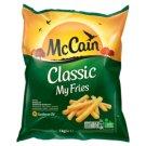 McCain My Fries Classic zemiakové hranolky 1 kg