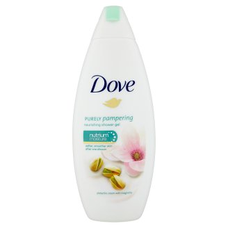 Dove Purely Pampering Nourishing Shower Gel Pistachio Cream with Magnolia 250 ml