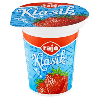 Rajo Klasik Yogurt Strawberry 125 g