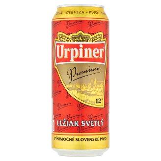 Urpiner Premium 12° Lager Light 500 ml