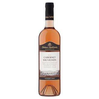 Château Topoľčianky Cabernet Sauvignon Slovak Quality Wine D.S.C. Semi-Dry Rosé 0.75 L