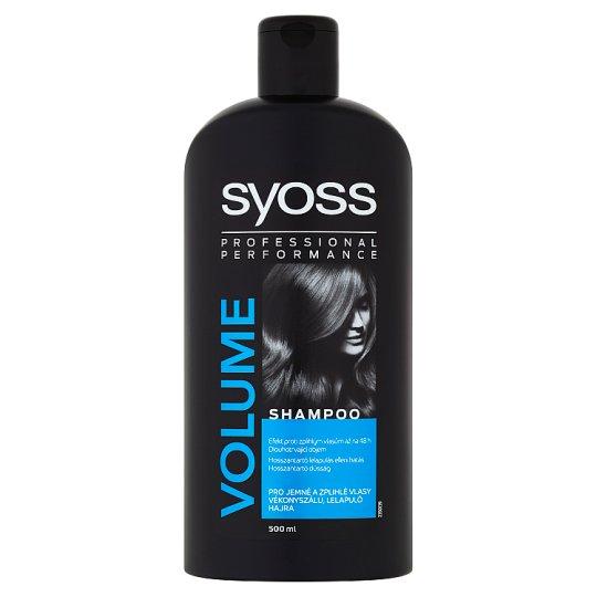 Syoss šampón Volume 500 ml