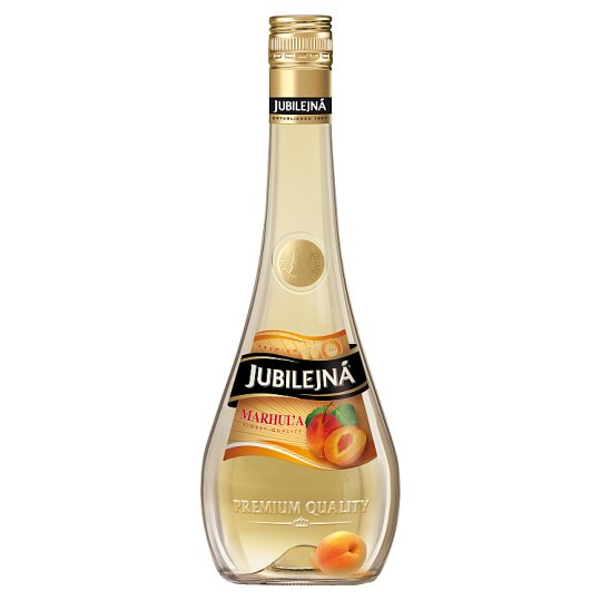 St. Nicolaus Jubilejná Marhuľa 40% 700 ml