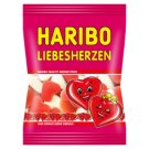 Haribo Liebesherzen Jelly Candies with Fruit Flavour with Foam Sugar 100 g