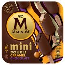 Magnum Mini double caramel chocolate 6 x 60 ml