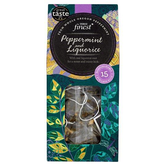 Tesco Finest Mint Tea with Licorice 30 g