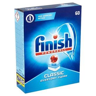 Finish Powerball Classic tablety do umývačky riadu 60 ks 978 g