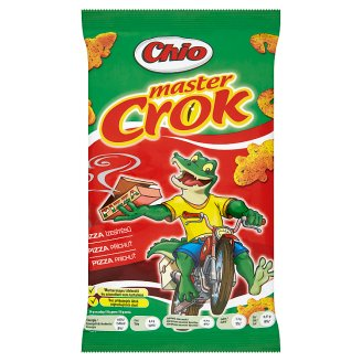 Chio Master Crok Corn Snack with Pizza Flavour 40 g