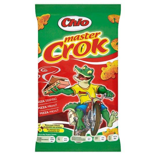 Chio Master Crok kukuričný snack s príchuťou pizza 40 g
