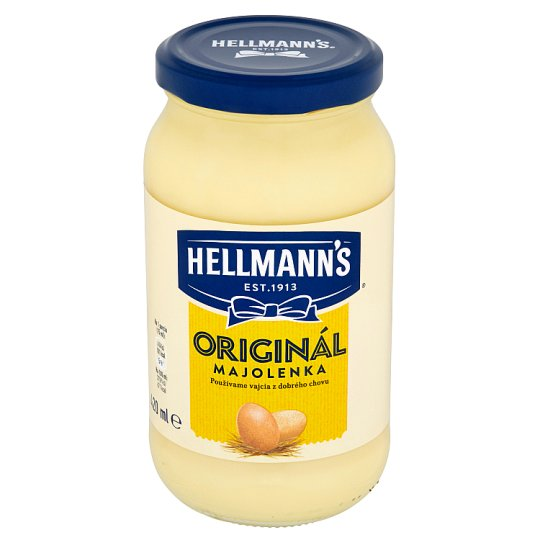 Hellmann's Originál majolenka 420 ml