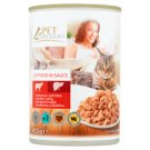 Tesco Pet Specialist Cat Food in Sauce 415 g