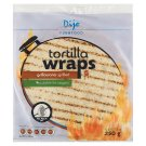 Dijo Tortilla Grilled Wheat Pie 4 x 62.5 g