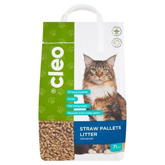 Cleo Straw Pallets Litter 7 L