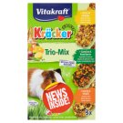 Vitakraft Kräcker Trio-Mix Guinea Pig - Citrus & Vegetables & Honey 3 x 56 g