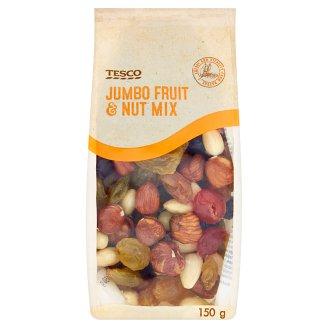 Tesco Zmes lúpaných suchých škrupinových plodov, sušeného a kandizovaného ovocia 150 g