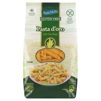 Sam Mills Penne Rigate 100% Corn Dried Pasta 500 g