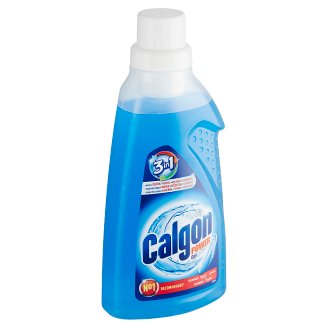 Calgon 3 in 1 Power Gel Water Softener 15 Washes 750 ml