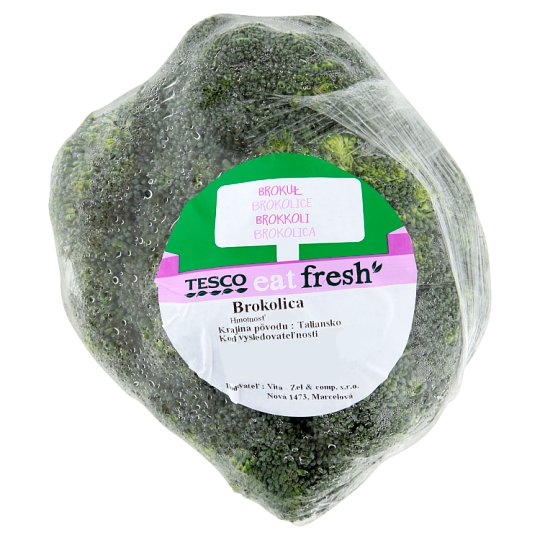 Tesco Eat Fresh Broccoli 500 g