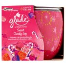 Glade Sweet Candy Joy Candle Forest Fruits & Pomegranate 120 g