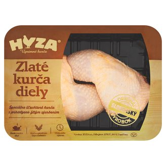 Hyza Golden Chicken Thighs
