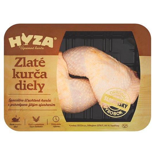 Hyza Golden Chicken Thighs Fresh