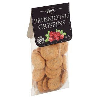 Adano Brusnicové crispins 150 g