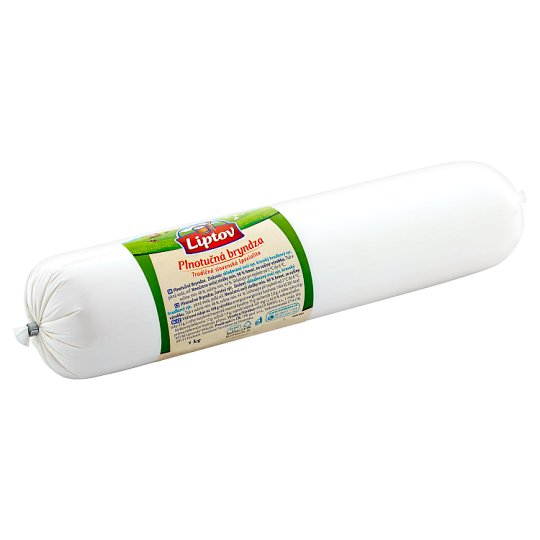Liptov Full-fat Sheep Cheese