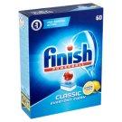 Finish Powerball Classic Lemon Sparkle tablety do umývačky riadu 60 ks 978 g