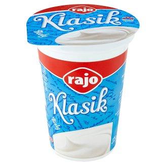 Rajo Klasik Jogurt biely 375 g