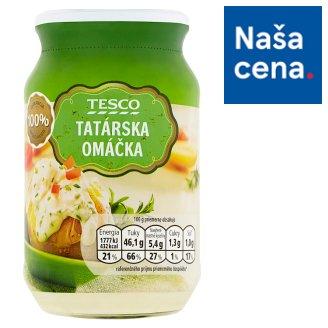 Tesco Tatárska omáčka 330 g