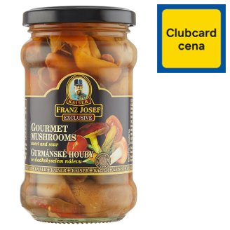 Kaiser Franz Josef Exclusive Wild Forest Mix Mushrooms Sweet and Sour 280 g