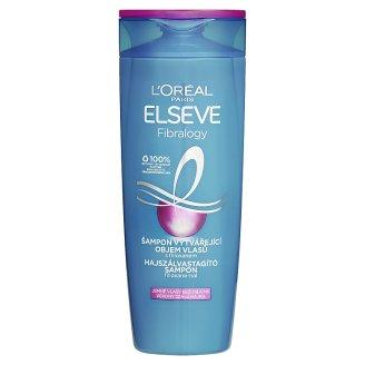 L'Oréal Paris Elseve Fibralogy šampón vytvárajúci vlasovú hmotu 400 ml