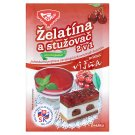 Liana Gelatin and Solidification 2 in 1 Cherry Flavour Powder 18 g