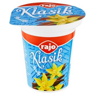 Rajo Klasik Yogurt Vanilla 125 g