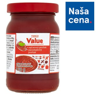 Tesco Value Tomato Paste 190 g