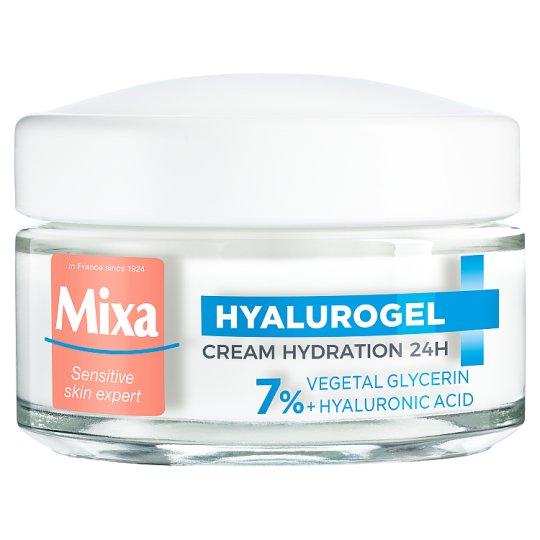 image 1 of Mixa Sensitive Skin Expert Hyalurogel Light Intensive Hydration Cream-Gel 50 ml