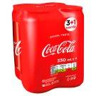 Coca-Cola, 4 x 330 ml