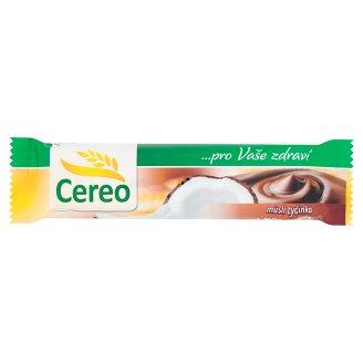 Cereo Musli tyčinka s kokosom polomáčané v kakaovej poleve 35 g