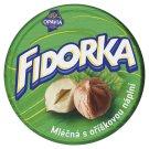 Opavia Fidorka Plnená oblátka s lieskovoorieškovou náplňou celomáčaná v mliečnej čokoláde 30 g
