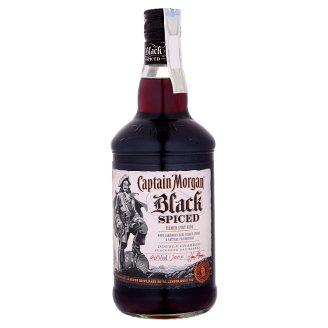 Captain Morgan Black Spiced Premium Spirit Drink with Caribbean Rum 700 ml