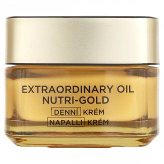 L'Oréal Paris Extraordinary Oil Nutri-Gold Nourishing Cream with Micro-Pearls of Oil 50 ml