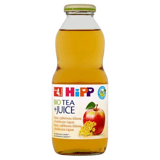 Hipp Bio nápoj s jablkovou šťavou a feniklovým čajom 0,5 l