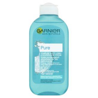 Garnier Skin Naturals Pure tonikum proti lesku a rozšíreným pórom 200 ml