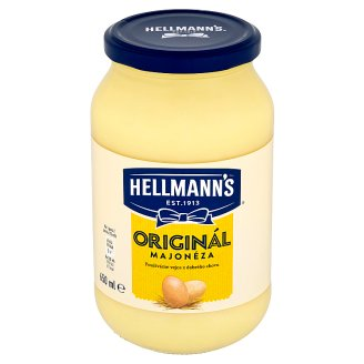 Hellmann's Original Mayonnaise 650 ml
