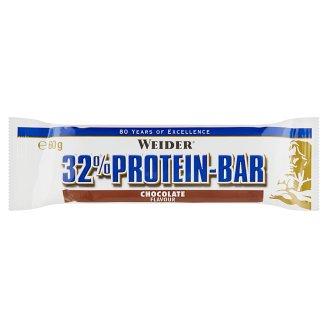 Weider Proteínovo sacharidová tyčinka príchuť čokoláda 60 g