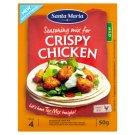 Santa Maria Cripsy chicken koreninový prípravok 50 g